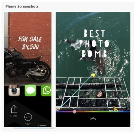 20 Instagram Apps to Enhance Your Photos and Videos  | MarketingHits | Scoop.it