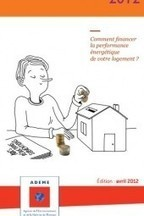Economie d'énergie : un guide de l'ADEME sur les aides financières | Eco-tourisme | Scoop.it