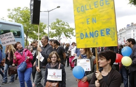 Réforme du collège: Un nouvel appel à la grève pour le 11 juin   nouveautés médicales   Scoop.it