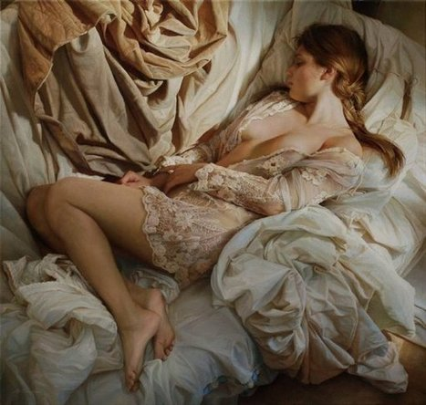 Hyperrealistic Oil Paintings by Serge Marshennikov - Cultura Inquieta | Galeries artistiques | Scoop.it
