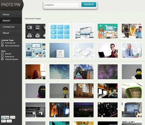 The 7 Best Search Engines for Finding Free Images | Lund's K-12 Technology Integration | Scoop.it