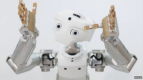 Google ramps up plan to make robots | AQA - BUSS3 - Operations Management | Scoop.it