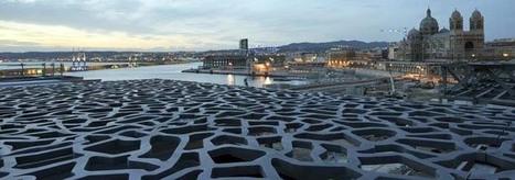 MuCEM, un musée national aux bords de la Méditerrannée | Le blog de communes.com | Odyssea : Escales patrimoine phare de la Méditerranée | Scoop.it