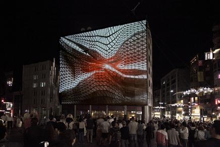 Type de diffusion : Augmented Structures and architecture beyond visible | Espaces de diffusion sur écrans | Scoop.it