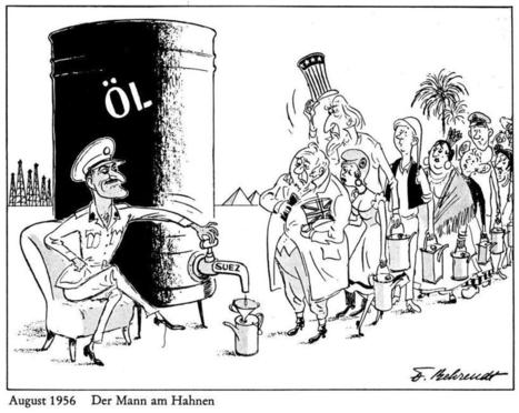 Suez Crisis   GFSS Canadian History   Scoop.it