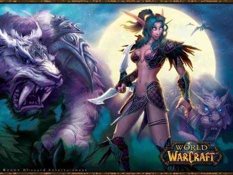 Artiste et gameuse, Angela Washko explore la misogynie dans le jeu vidéo World of Warcraft | Jeux video LGBT | Scoop.it