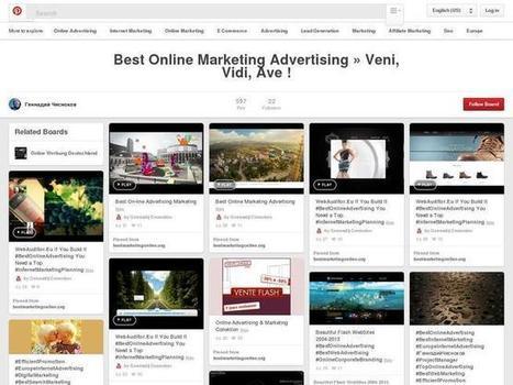 Best Online Marketing Advertising » Veni, Vidi, Ave ! on Pinterest | … on Best Web Advertising | Top Europe | Scoop.it