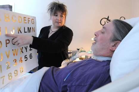 East Haven ALS sufferer, veteran won't stop fighting | Speak Up! | Scoop.it