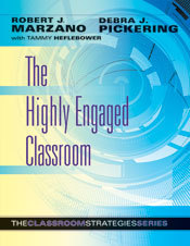 The Highly Engaged Classroom Reproducibles | Marzano Research | Resources for Learning and Sharing | Scoop.it