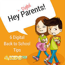 6 Back-To-School Tips for Digital Parents | Be  e-Safe | Scoop.it