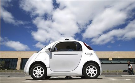Computer as driver? 'Yes' from feds boosts self-driving cars (Update) | Sustain Our Earth | Scoop.it