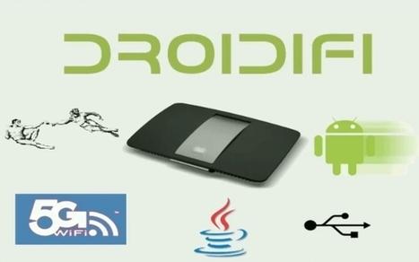 Libera todo el potencial de tu router con Droidify - El Android Libre | apps educativas android | Scoop.it