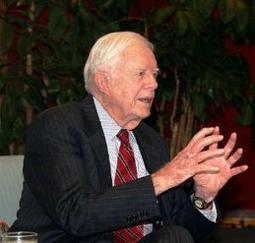 "Marijuana Legalization ""OK,"" Says Jimmy Carter - Drug War Chronicle 
