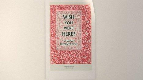 Wish You Were Here? | LOBO | 2015 D&AD Awards Pencil Winner | #Design | Scoop.it