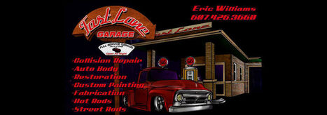 Get collision repair service in Elmira, NY! Contact Fast Lane Garage | Fast Lane Garage | Scoop.it