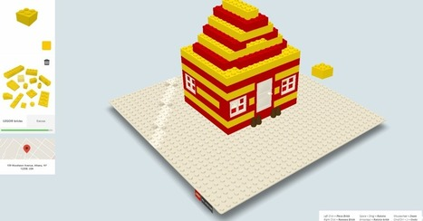 The Kid in You Can Now Play With Legos From a Browser | 21st century education | Scoop.it