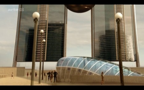 Trepalium : quand la fiction éclaire l'architecture (III La Grande Bibliothèque de M. Perrault) | Le Club de Mediapart | Bibliothèques en évolution | Scoop.it