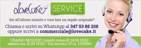 SORPRENDI, EMOZIONA, FAI UN REGALO DIVERSO! - LOVECAKE Il regalo originale | IL REGALO ORIGINALE | Scoop.it