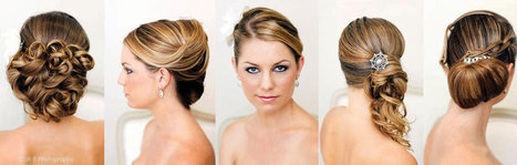Wedding Hair - Spring and Summer Tips | Hair4Brides | Scoop.it