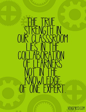 We Are All Learners   Krissy Venosdale {Venspired}   Coaching Central   Scoop.it