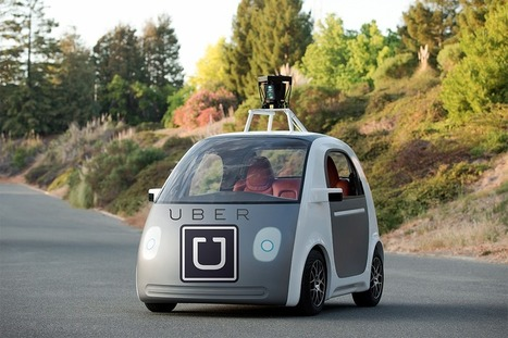 How Uber's Autonomous Cars Will Destroy 10 Million Jobs and Reshape the Economy by 2025 | Robolution Capital | Scoop.it