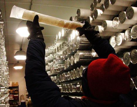 Antarctic Vostok Lake Ice Harbors Thousands Of Species | Astrobiology | Scoop.it