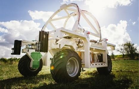 VIDEO.Toulouse: La fac de sciences plante des vignes pour entraîner Ted, le premier robot vigneron   Pôle de formation BRIACE   Scoop.it