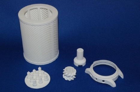 ECN uses new DLP technology for 3D printing metals | 3D_Materials journal | Scoop.it
