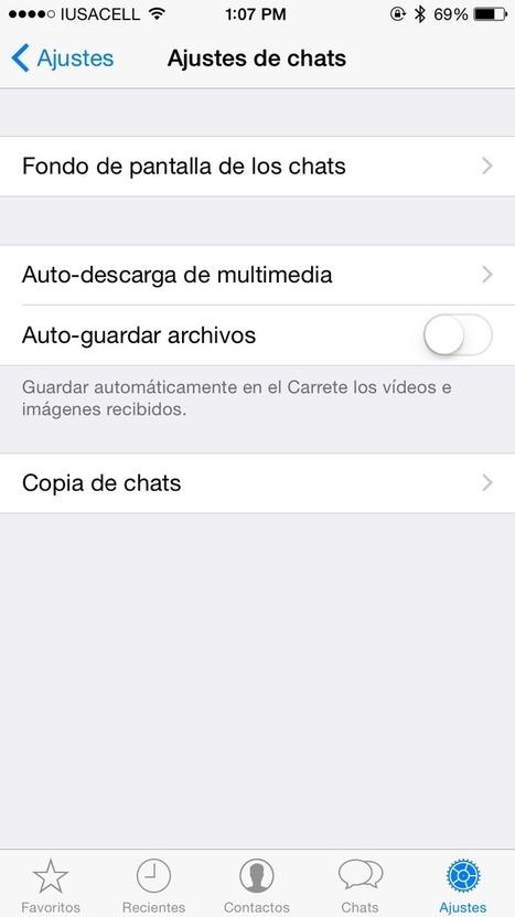 5 trucos de WhatsApp que te falta por conocer | CiberOficina | Scoop.it
