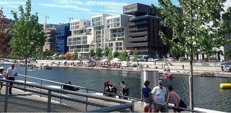 Smart city : Lyon, laboratoire urbain européen | Territoires et Numerique | Scoop.it