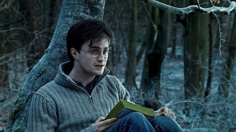 Read J.K. Rowling's First-Ever Story About Harry Potter As An Adult | LibraryLinks LiensBiblio | Scoop.it