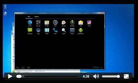 Run Android on Windows -- Windroy, Android with Windows kernel | Djalem computing | Scoop.it