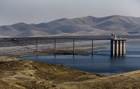 Even scarier than California's shrinking reservoirs is its shrinking groundwater supply | GTAV AC:G Y7 - Water in the world | Scoop.it