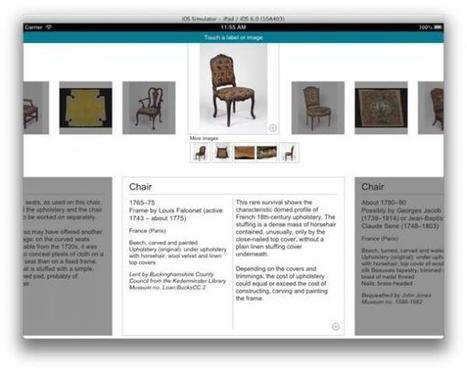 Open Sourcing Digital Labels   V&A   Open Cultural Heritage   Scoop.it