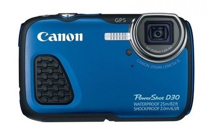 Canon PowerShot D30: Best for Underwater Photography | Digital Camera World | Scoop.it