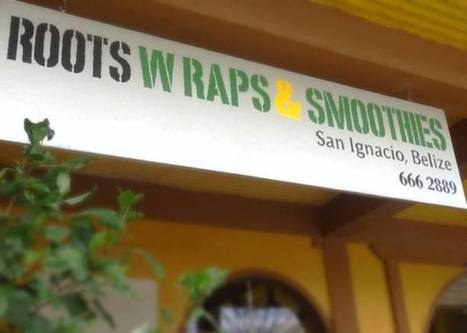 Roots Wraps and Smoothies Opens Tomorrow | Blogs | Scoop.it