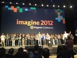 Compte rendu Magento Imagine 2012 | Agence DnD | Magento : Tips & news by Profileo - ecommerce | Scoop.it