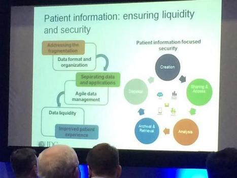 Tweet from @VellaniSimona | IDC Pan European Healthcare Executive Summit 2014 | Scoop.it