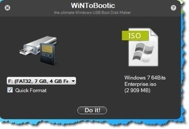 Créer une installation de Windows sur une clé USB bootable en 1 clic | Time to Learn | Scoop.it
