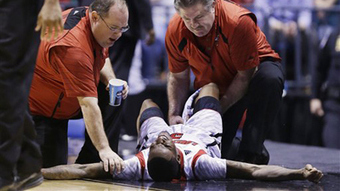 Louisville's Kevin Ware Dunks Again Six Months After Breaking Leg During NCAA Tournament (Video) | Physical Therapy | Scoop.it