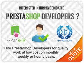 PrestaShop Developers for PrestaShop Development   expertsfromindia   Scoop.it