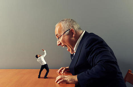 Taming an office tyrant: coping strategies for a difficult boss | Emotional Intelligence Development | Scoop.it