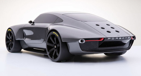 Porsche 901 Design Concept Reimagines the Iconic 911 | Art, Design, Social Media, Sex & Hangovers | Scoop.it