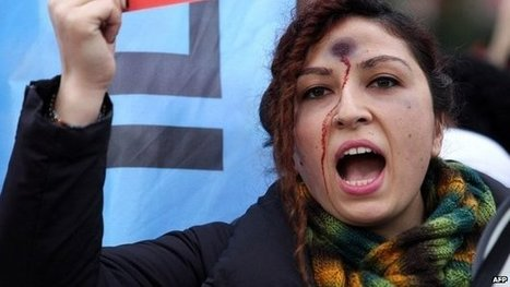 Turkey protests over woman's murder | A Voice of Our Own | Scoop.it
