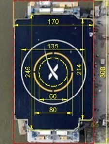 SpaceX's Autonomous Spaceport Drone Ship ready for action   Perspectives on suborbital tourism industry   Scoop.it