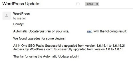 Automatically Update WordPress and Installed Plugins | Time to Learn | Scoop.it