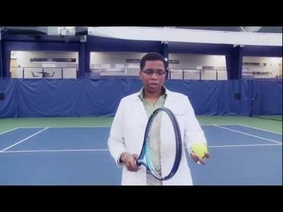 Science Xplained: Topspin Doctor: How Physics Serves Tennis ... | Ciencia-Física | Scoop.it