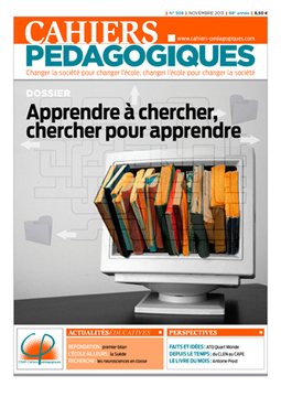 Apprendre à chercher, chercher pour apprendre - Les Cahiers pédagogiques | L'actu des profs docs | Scoop.it