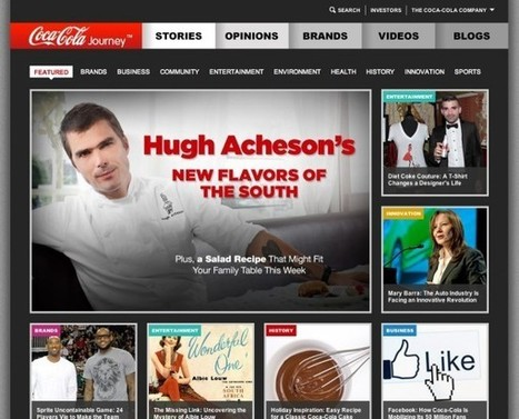 La Coca Cola spiega alla piccola e media azienda che il futuro è già ... | SEO ADDICTED!!! | Scoop.it