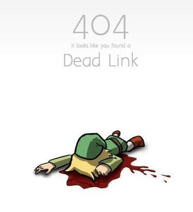 404 - It looks like you found a dead link | fun for geeks | Scoop.it